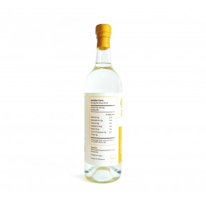 Wholesome Living Organic Extra Virgin Coconut Oil 750ml