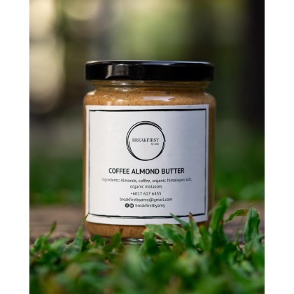 Breakfirst Coffee Almond Butter 220g