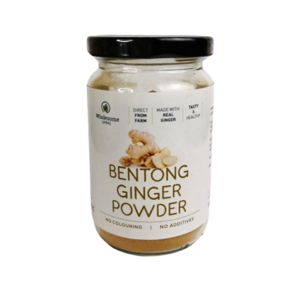 Wholesome Living Bentong Old Ginger Powder 100g (Local Product)