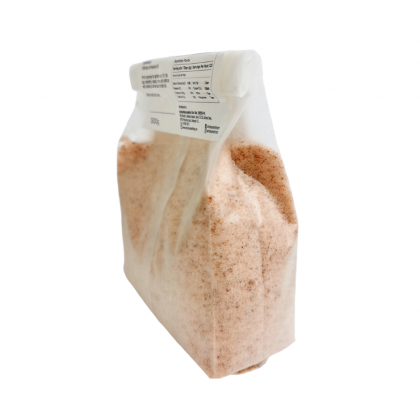 Wholesome Living Unrefined Himalaya Mineral Rock Salt (Fine) 500g