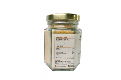 【Extra Spicy】Wholesome Living Premium Bentong Highland Old Ginger Powder 45g x 1[Fresh from Bentong Farm]