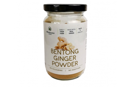 [TWIN PACK] Wholesome Living Bentong Old Ginger Powder 100g x 2 [Local Product] [Real Bentong Ginger]