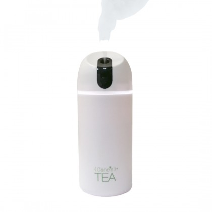 [TWIN PACK] Purple Cane's Green Tea (30 tea bags) x 2 + FREE 300ml Humidifier [Pure. Finest. Natural]