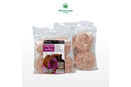 MH Purple Yam & Rice Noodle 200g [Gluten Free] [Non Fried]