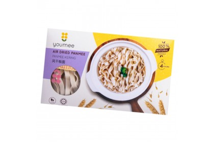 Youmee Air-Dried Panmee 70g x 6 packs [Non-Fried] [HALAL]
