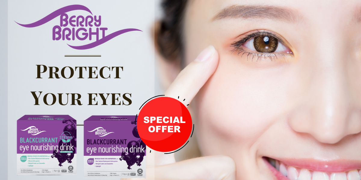 Berry Bright Special Promo